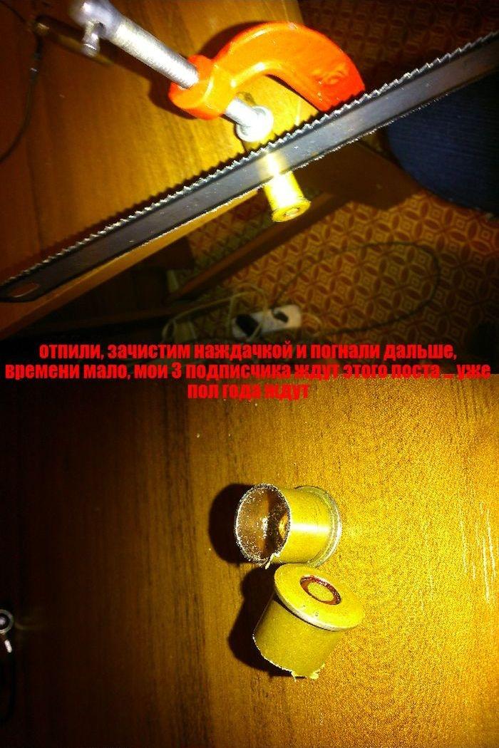 Наушники из гильз своими руками (6 фото)