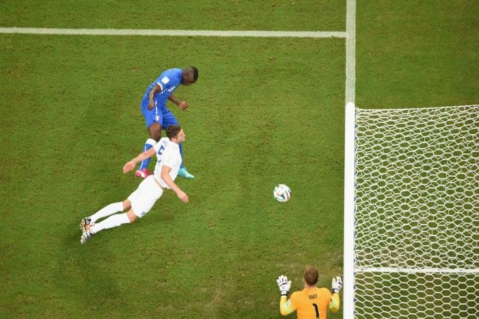 Самые яркие снимки с Чемпионата мира по футболу 2014. Часть 2 (65 фото)