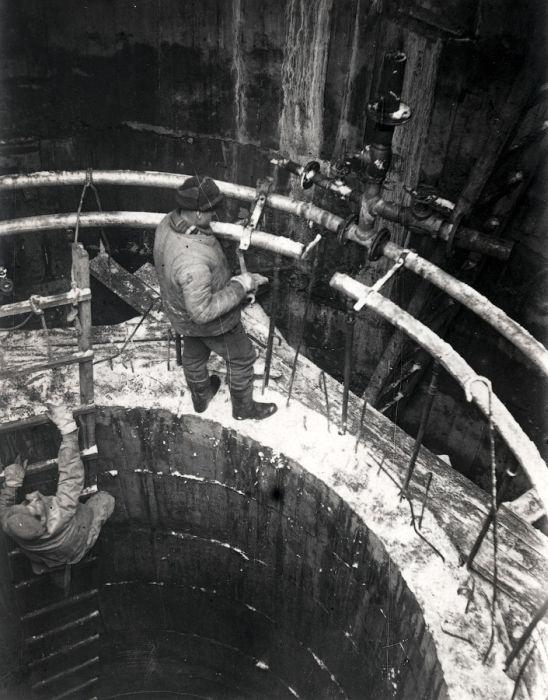 Как начиналось строительство Московского метрополитена (74 фото)