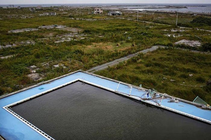 Окрестности Фукусимы сегодня