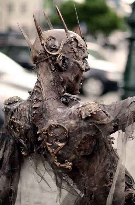 Жуткий костюм косплея (16 фото)