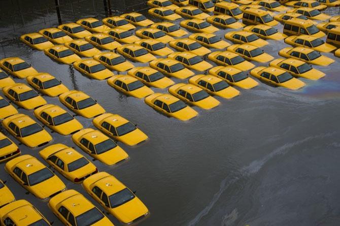 Города, которые скоро могут исчезнуть под водой
