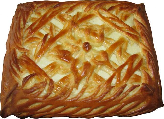Блюда традиционной русской кухни