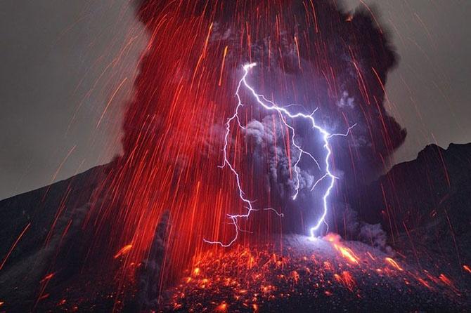 10 редких природных феноменов