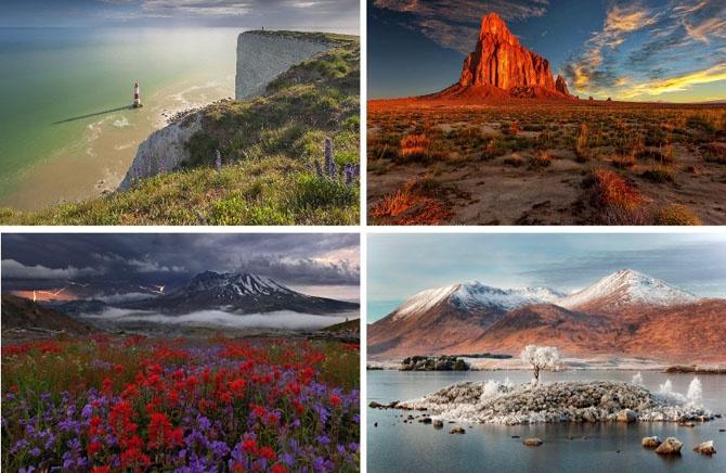 12 невероятный пейзажей Америки