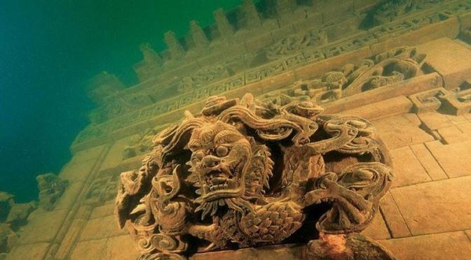 5 невероятно красивых подводных городов