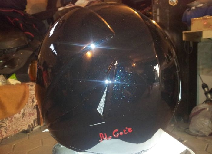 Крутой шлем хищника своими руками (49 фото)
