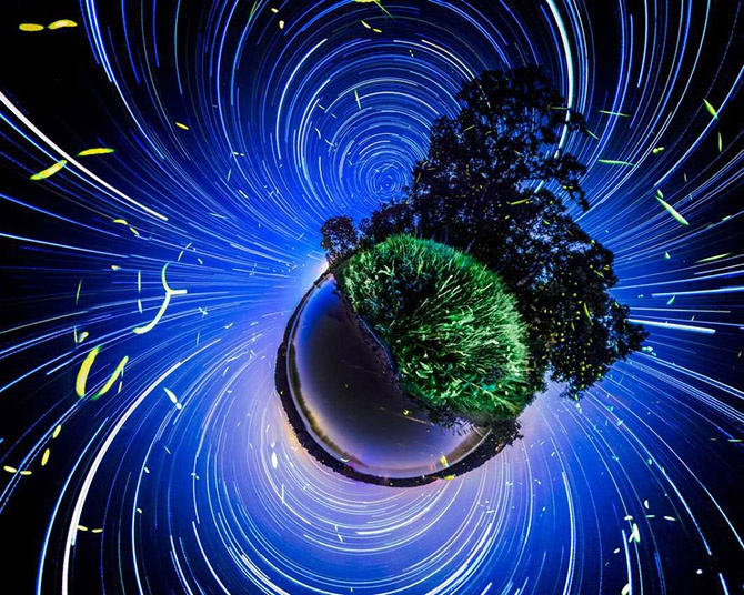 Звездное небо Винсента Бреди