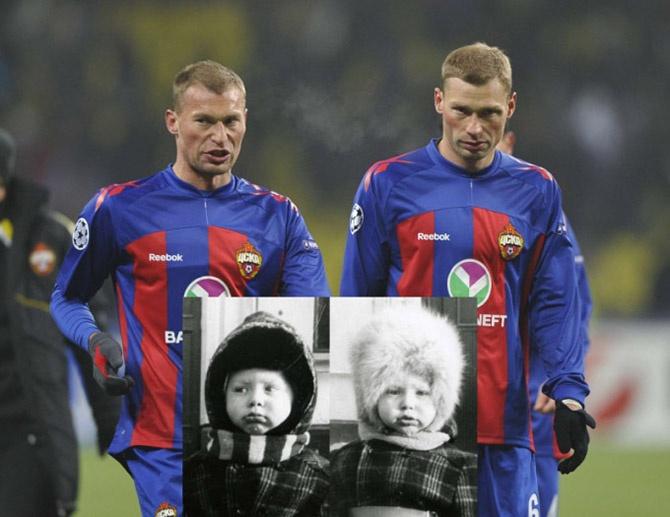 Как выглядели футболисты ЧМ-2014 в детстве