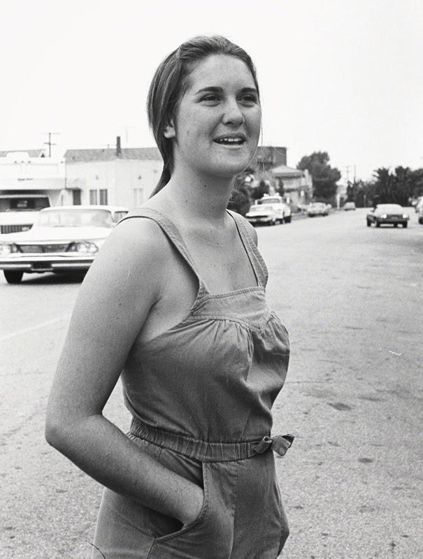 Подростки на пляжах Калифорнии в 1970-х (34 фото)