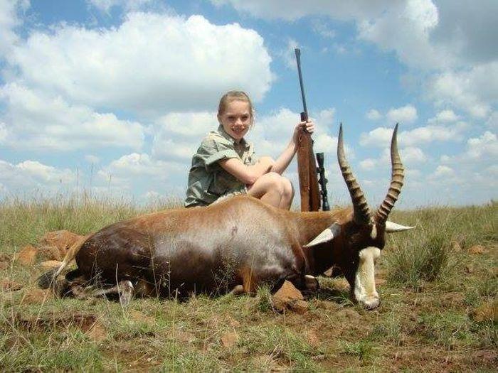 Угадайте какое хобби у этой милой девушки из Техаса (18 фото)