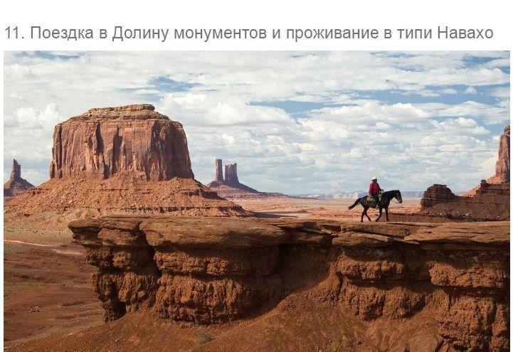 15 мест для интересных путешествий
