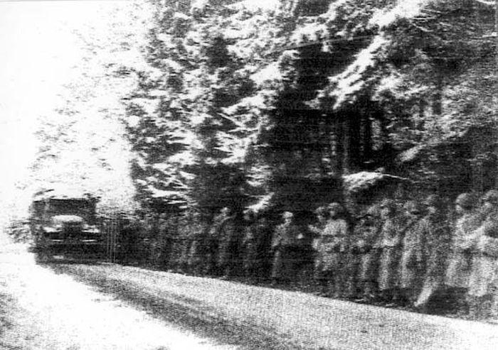 Раскопали фотоаппарат с уникальными снимками с Второй Мировой войны