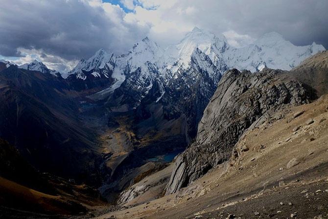25 самых труднодоступных горных вершин