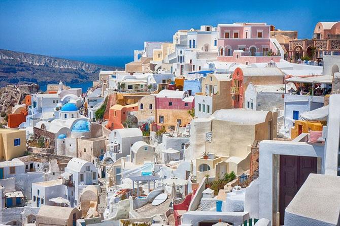 17 самых красочных городов мира
