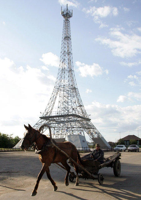 Копии башни Эйфеля по всему миру