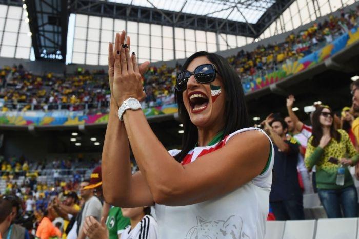 Атмосфера Чемпионата Мира по футболу в Бразилии (155 фото)
