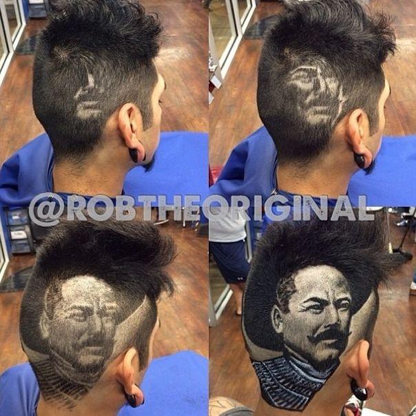 Чудо парикмахер из  Сан-Антонио (31 фото)
