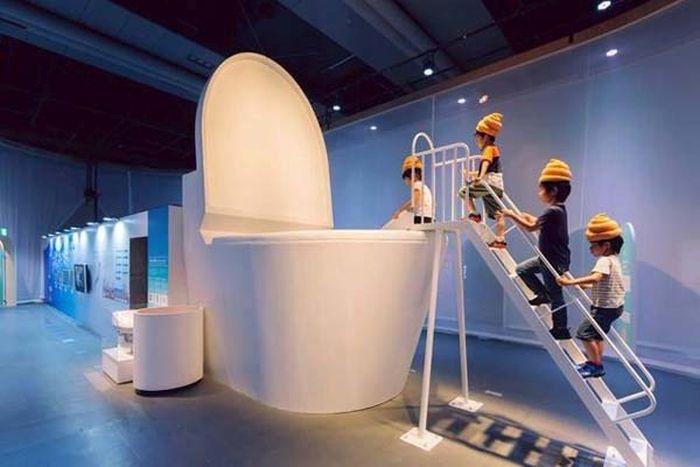 Необычный музей в Японии (13 фото)