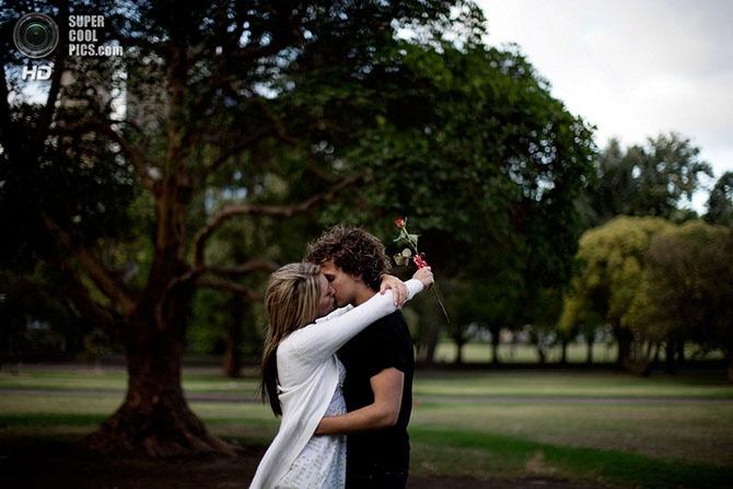 Всемирный день поцелуя 2014