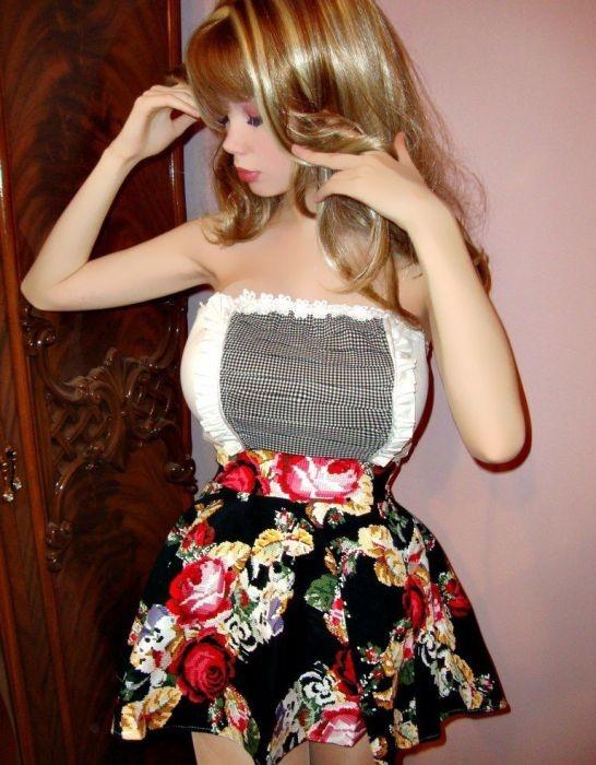 Живая кукла Лолита Ричи (29 фото)