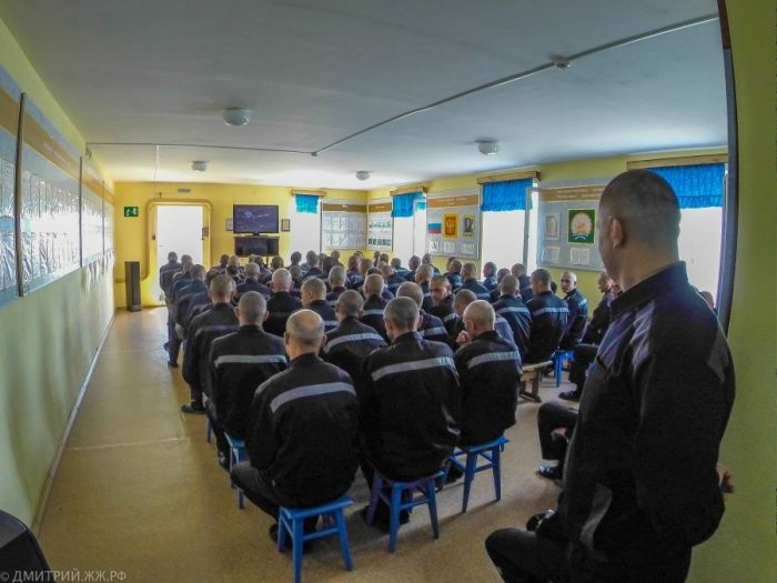 Колония строгого режима в городе Салават (48 фото)