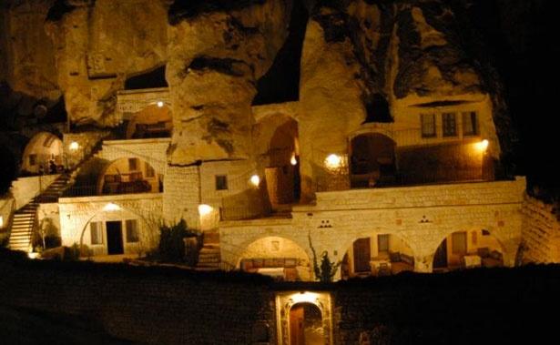 Самые странные отели мира