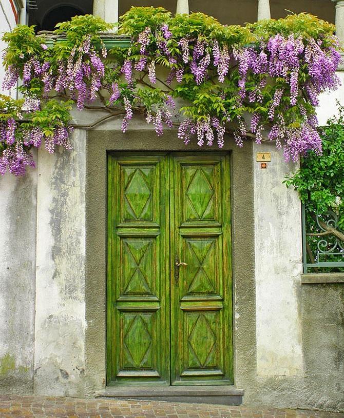 Красивейшие входные двери (26 фото)