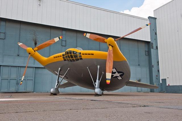 Топ 10 самых странных летательных аппаратов