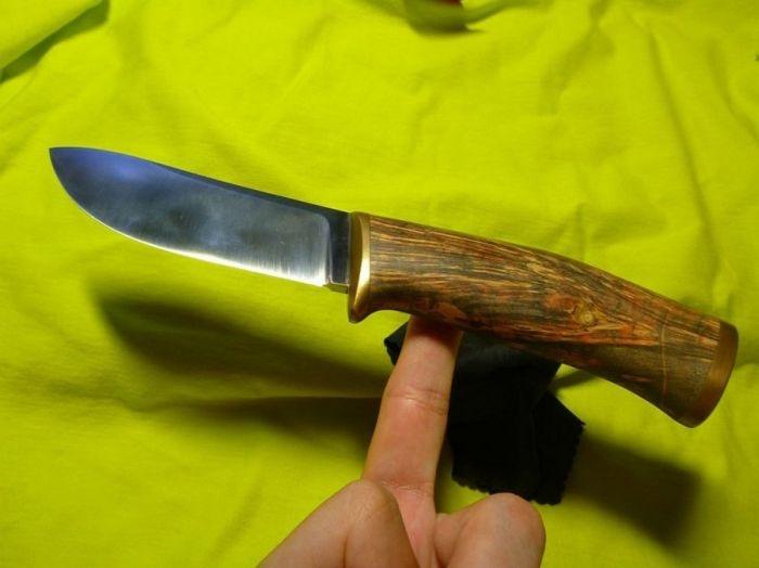 Делаем нож и ножны своими руками (48 фото)