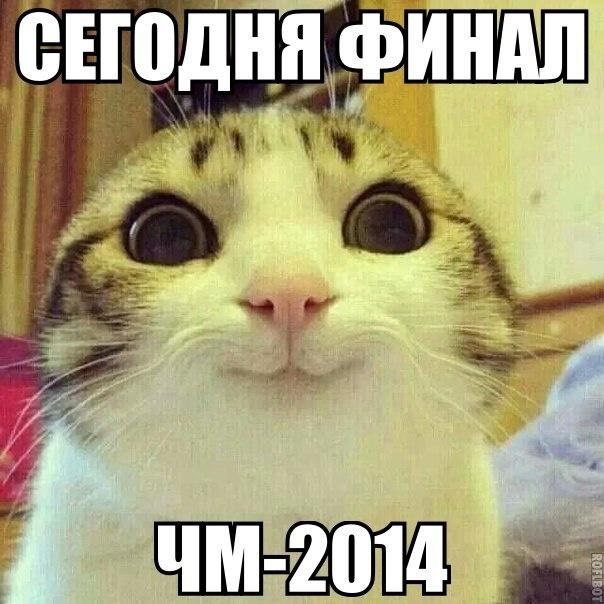 Итоговые картинки с ЧМ-2014
