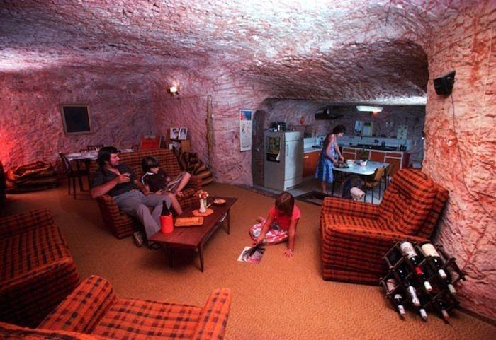 Подземный город в Австралии (16 фото)