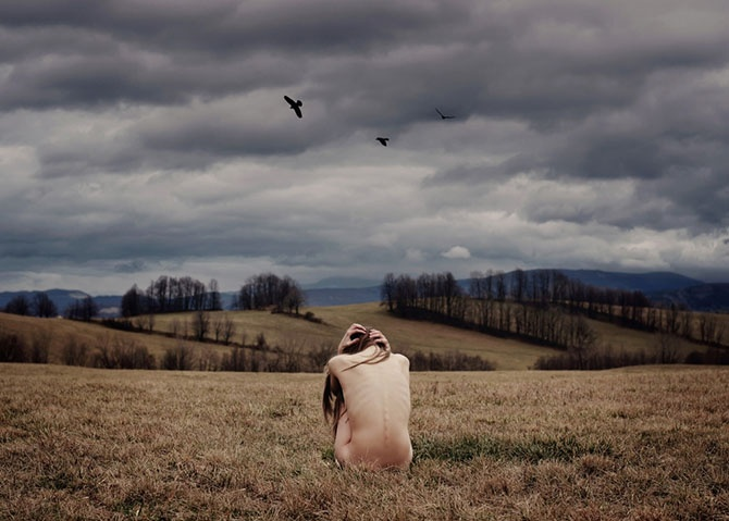 Бара Ваврова - человек и природа (26 фото)