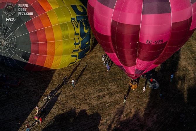 Европейский фестиваль воздушных шаров 2014