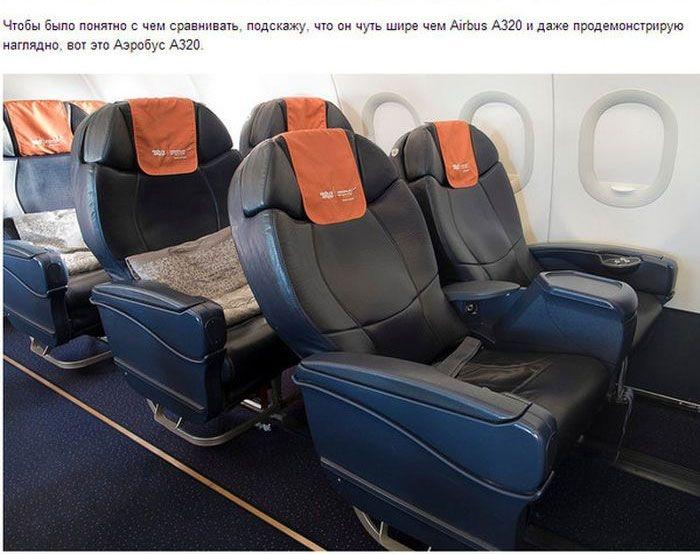 МС-21- Российский комфортабельный пассажирский самолет (18 фото)