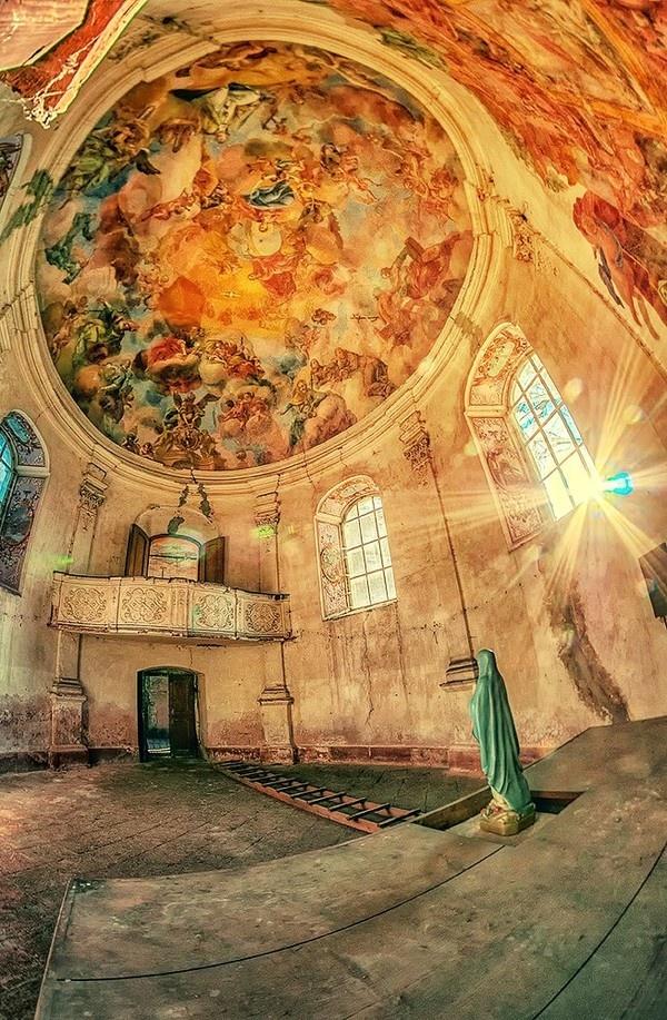 Европейские руины глазами польской учительницы (12 фото)