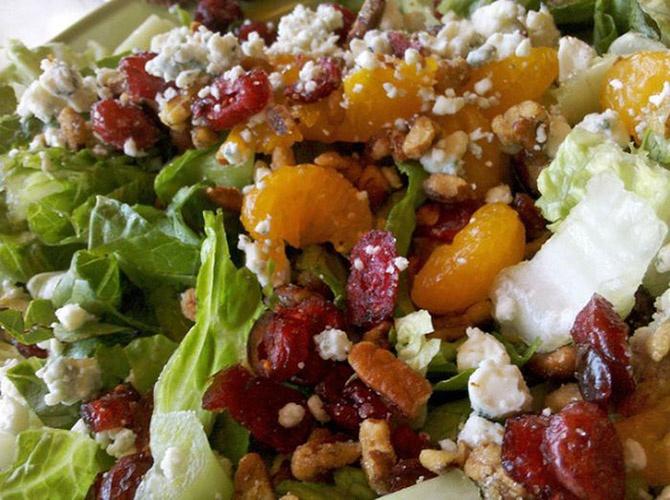 17 блюд в ресторанах США с огромным содержанием калорий