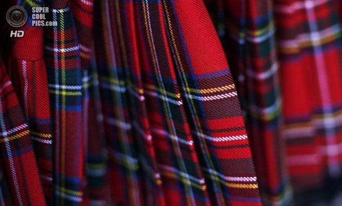 20 символов Шотландии