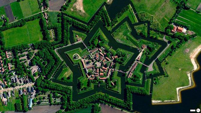 Снимки Земли со спутника