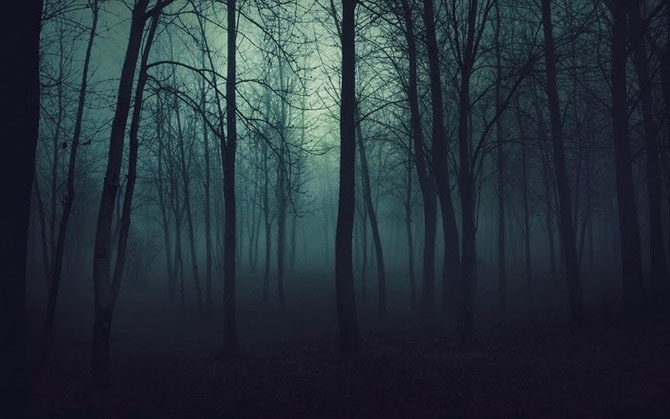 Самые страшные места на Земле