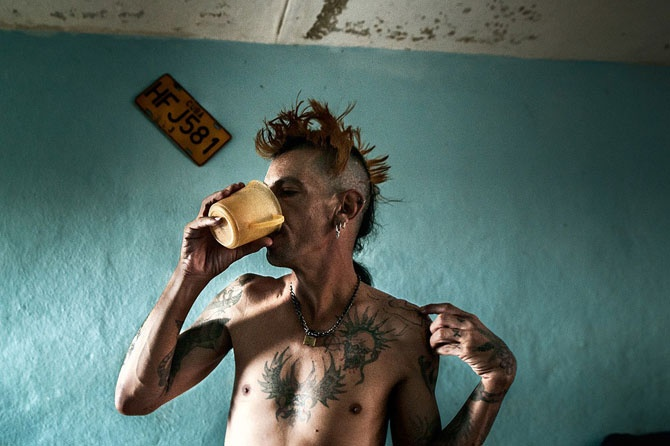 Кубинские панки