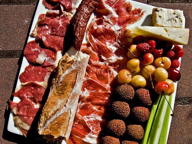 Лучшие блюда из 35 стран