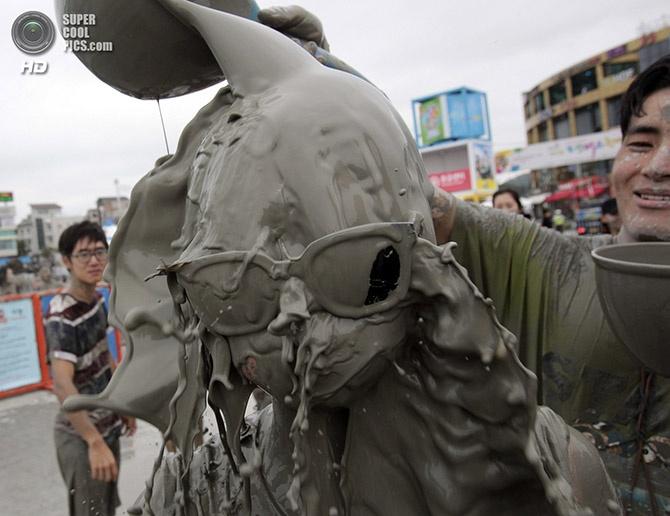 Самый грязный южнокорейский фестиваль