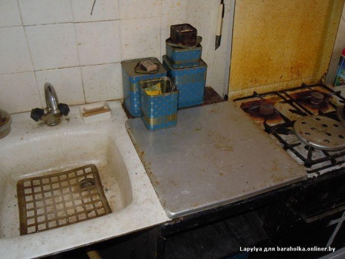 Квартирка в Минске за $400 в месяц (9 фото)