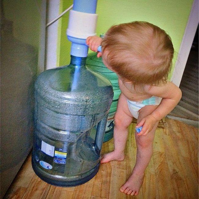Как спастись от летней жары (15 фото)