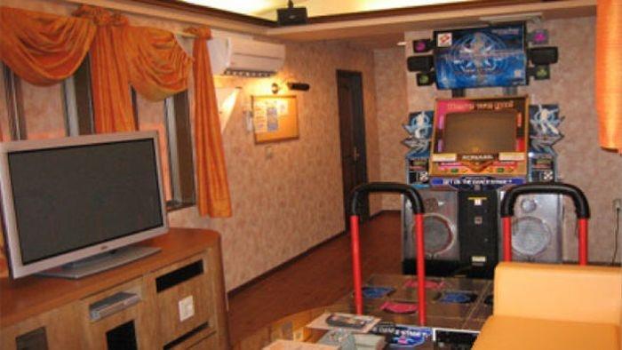 Необычный любовный отель в Японии (21 фото)