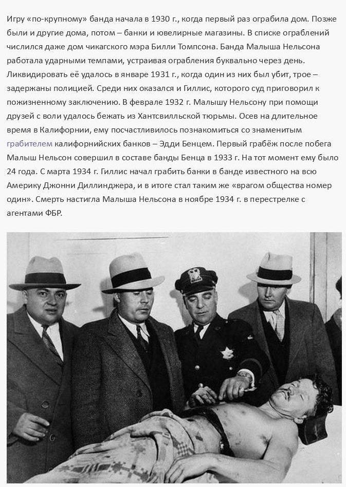 История американских гангстеров (14 фото)
