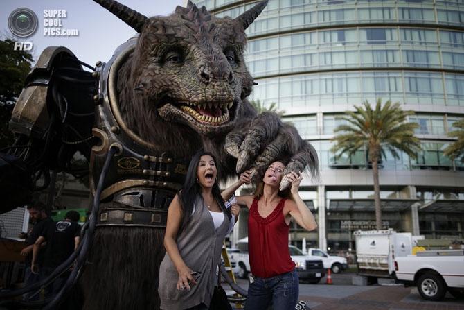 Как прошел фестиваль San Diego Comic-Con 2014