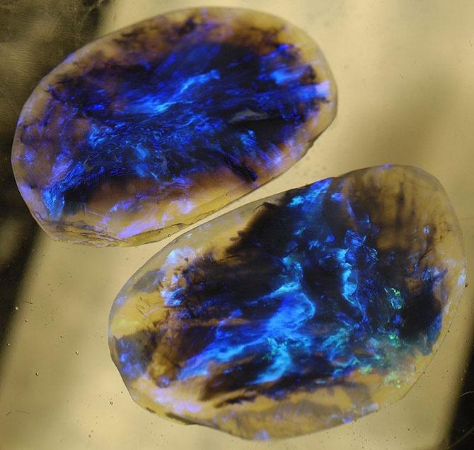 Самые удивительные минералы на Земле