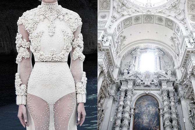 Где черпают вдохновение дизайнеры высокой моды (32 фото)